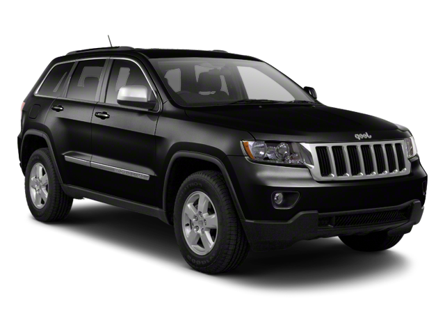 2012 Jeep Grand Cherokee Overland Summit