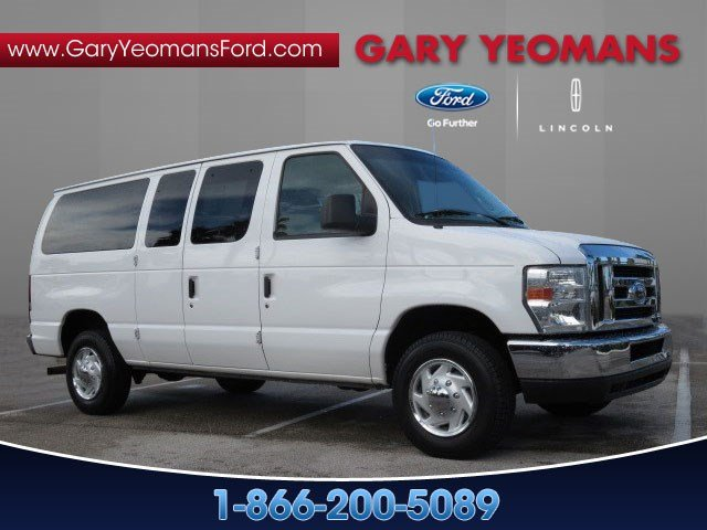 2008 Ford Econoline Wagon XL/XLT