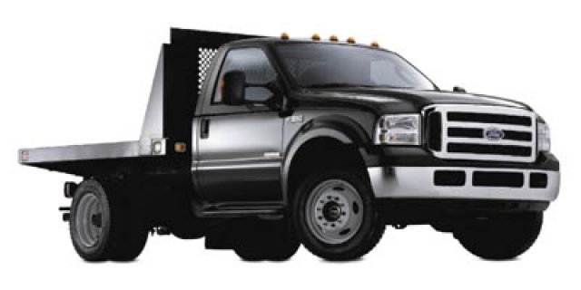 2007 Ford Super Duty F-450 DRW XLT
