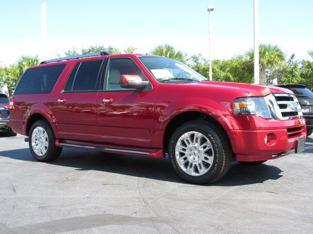 2013 Ford Expedition EL LIMITED 4X4 Limited