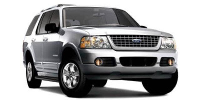 Used Ford Explorer XLS
