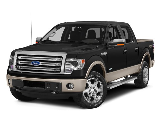 2013 Ford F-150 XL/XLT/FX2/Lariat/King Ranch/Platinum
