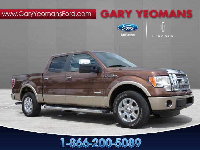 2012 Ford F-150 XL/XLT/FX2/Lariat/King Ranch/Platinum