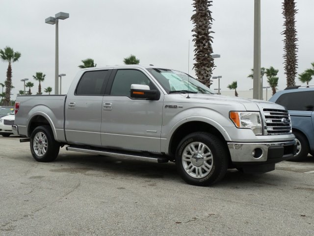 2013 Ford F-150 XL/XLT/FX2/Lariat/King Ranch/Platinum/Limited