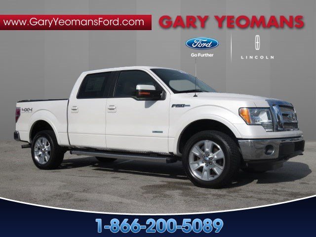 2011 Ford F-150 XLT/FX4/Lariat/King Ranch/Platinum
