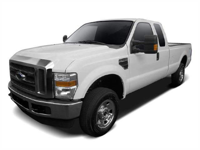 2010 Ford Super Duty F-250 SRW Lariat