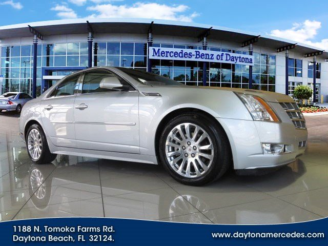 2010 Cadillac CTS Sedan Performance