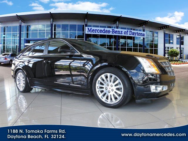2010 Cadillac CTS Wagon Performance