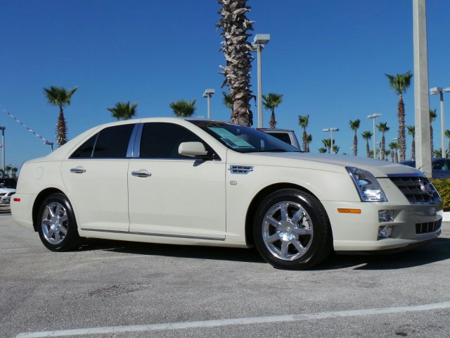 2011 Cadillac STS AWD with 1SB