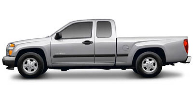 2005 Chevrolet Colorado Fleet Z85