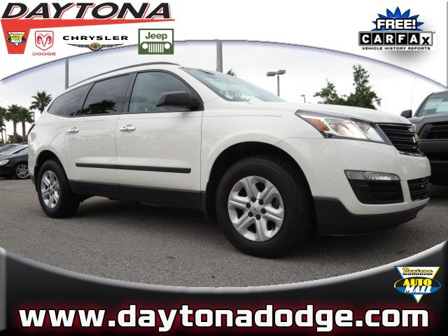 2014 Chevrolet Traverse LS