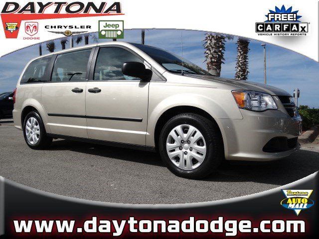 2013 Dodge Grand Caravan AMERICAN VALUE
