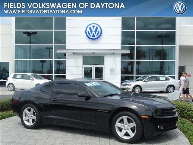 Pre-Owned 2011 Chevrolet Camaro 1LT Rwd 2dr Car