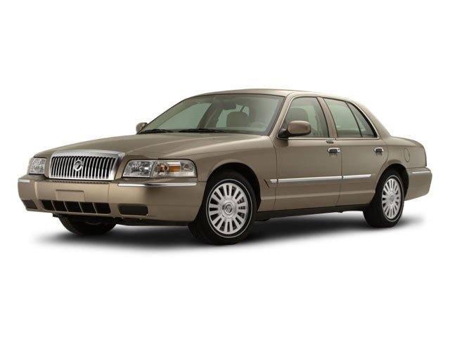 2008 Mercury Grand Marquis LS