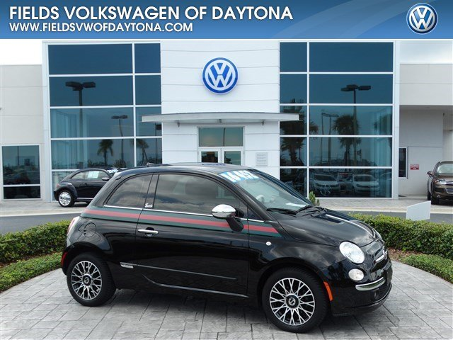 2012 FIAT 500 2dr HB Gucci *Ltd Avail*