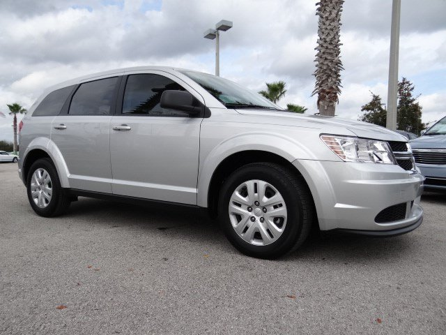 2014 Dodge Journey AMERICAN VALUE