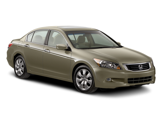 Pre-Owned 2010 Honda Accord Sdn EX-L Fwd 4dr Car