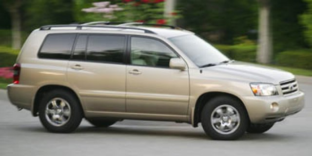 2007 Toyota Highlander Sport with 3rd Row