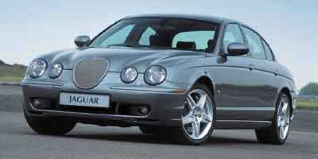 Used Jaguar S-TYPE 4DR SDN 3.0