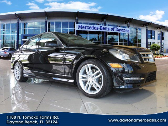 Certified Pre-Owned 2012 Mercedes-Benz C-Class C250 Sport Rwd 4dr Car